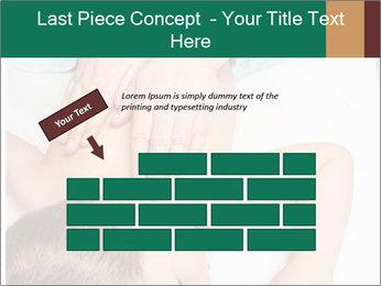 Babby Massage PowerPoint Template - Slide 46