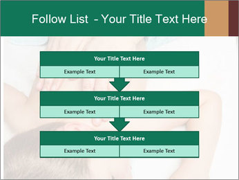 Babby Massage PowerPoint Template - Slide 60