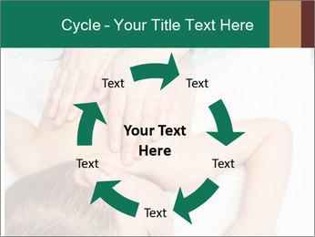 Babby Massage PowerPoint Template - Slide 62