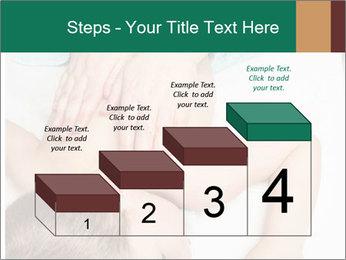 Babby Massage PowerPoint Template - Slide 64
