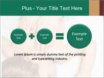 Babby Massage PowerPoint Template - Slide 75
