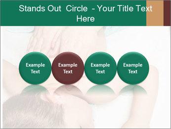 Babby Massage PowerPoint Template - Slide 76