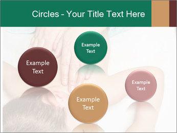 Babby Massage PowerPoint Template - Slide 77