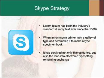 Babby Massage PowerPoint Template - Slide 8