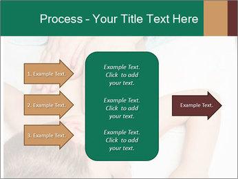 Babby Massage PowerPoint Template - Slide 85