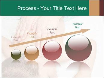 Babby Massage PowerPoint Template - Slide 87