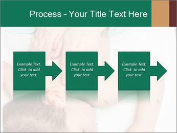 Babby Massage PowerPoint Template - Slide 88