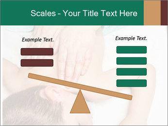 Babby Massage PowerPoint Template - Slide 89