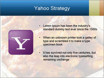 Roasted Wings PowerPoint Template - Slide 11