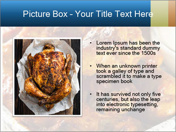 Roasted Wings PowerPoint Template - Slide 13