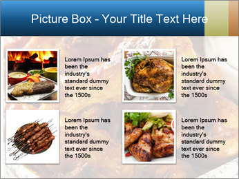 Roasted Wings PowerPoint Template - Slide 14