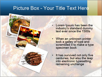Roasted Wings PowerPoint Template - Slide 17