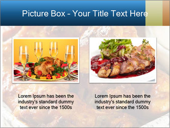 Roasted Wings PowerPoint Templates - Slide 18