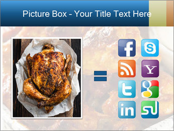 Roasted Wings PowerPoint Templates - Slide 21