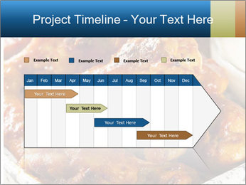 Roasted Wings PowerPoint Template - Slide 25