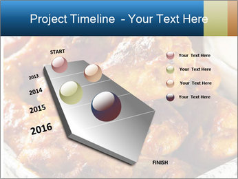 Roasted Wings PowerPoint Templates - Slide 26