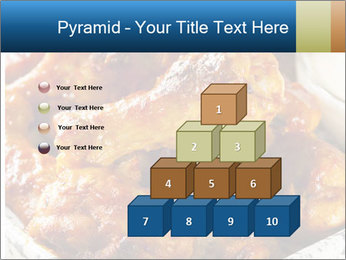 Roasted Wings PowerPoint Template - Slide 31