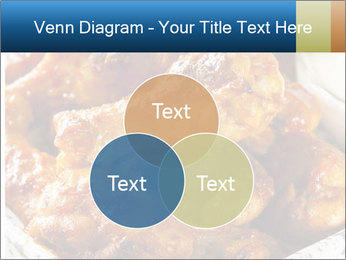 Roasted Wings PowerPoint Templates - Slide 33