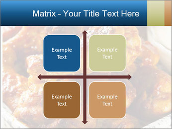 Roasted Wings PowerPoint Templates - Slide 37