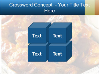 Roasted Wings PowerPoint Templates - Slide 39