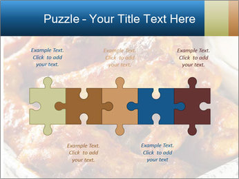 Roasted Wings PowerPoint Templates - Slide 41