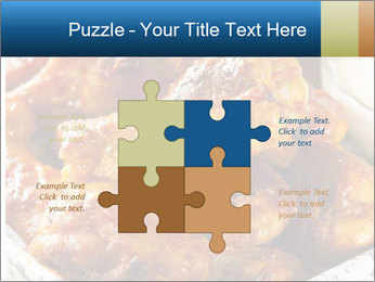 Roasted Wings PowerPoint Templates - Slide 43