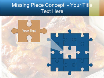 Roasted Wings PowerPoint Templates - Slide 45
