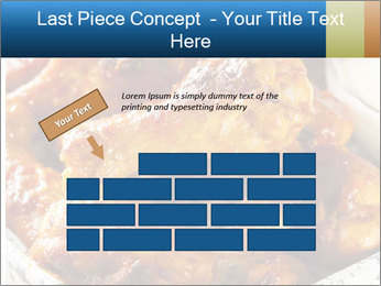 Roasted Wings PowerPoint Template - Slide 46