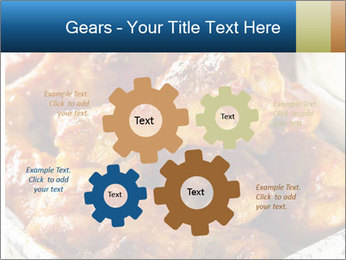 Roasted Wings PowerPoint Templates - Slide 47