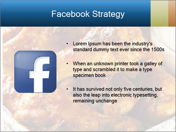Roasted Wings PowerPoint Template - Slide 6