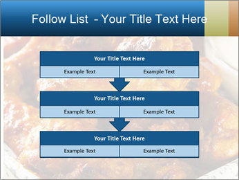 Roasted Wings PowerPoint Templates - Slide 60