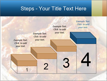 Roasted Wings PowerPoint Templates - Slide 64