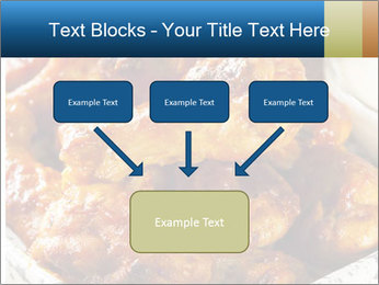Roasted Wings PowerPoint Templates - Slide 70