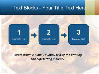 Roasted Wings PowerPoint Templates - Slide 71