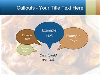 Roasted Wings PowerPoint Templates - Slide 73