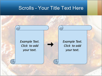Roasted Wings PowerPoint Templates - Slide 74
