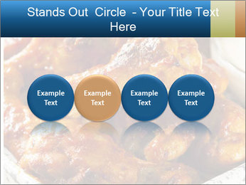 Roasted Wings PowerPoint Templates - Slide 76