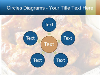 Roasted Wings PowerPoint Templates - Slide 78
