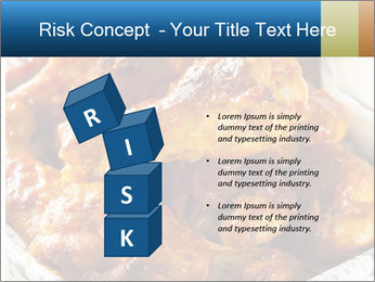 Roasted Wings PowerPoint Templates - Slide 81
