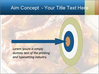 Roasted Wings PowerPoint Template - Slide 83