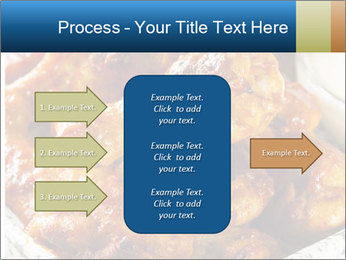Roasted Wings PowerPoint Templates - Slide 85