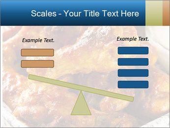 Roasted Wings PowerPoint Templates - Slide 89