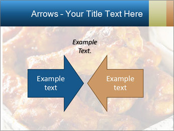 Roasted Wings PowerPoint Templates - Slide 90