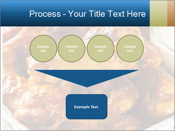 Roasted Wings PowerPoint Template - Slide 93