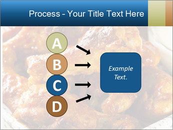 Roasted Wings PowerPoint Template - Slide 94