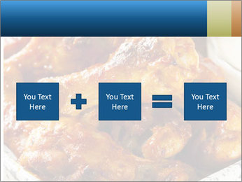 Roasted Wings PowerPoint Template - Slide 95