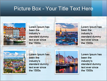 Scandinavian City PowerPoint Templates - Slide 14