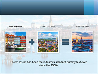 Scandinavian City PowerPoint Templates - Slide 22