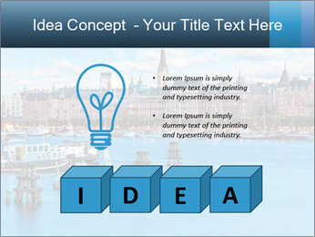 Scandinavian City PowerPoint Templates - Slide 80