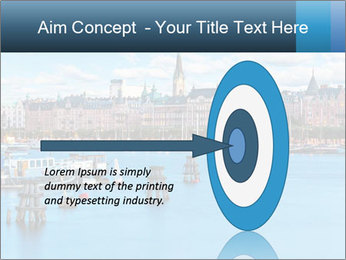 Scandinavian City PowerPoint Templates - Slide 83
